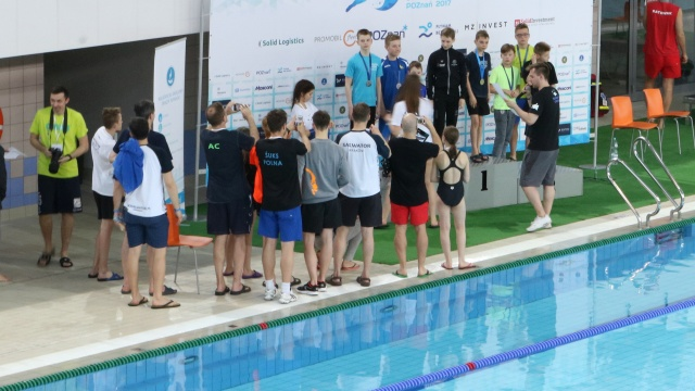 International Swimming Cup – Poznań, 21-23 kwietnia 2017r.